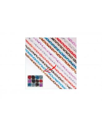 CentroStyle 09312 Πλαστική Αλυσίδα Γυαλιών