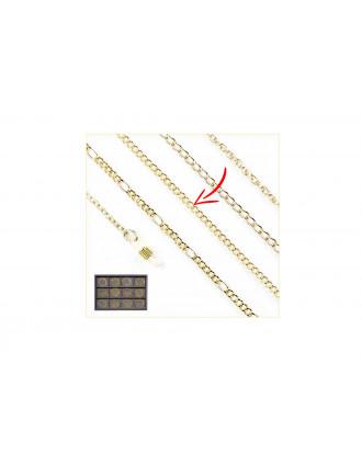 CentroStyle 09427 Μεταλλική Αλυσίδα Γυαλιών