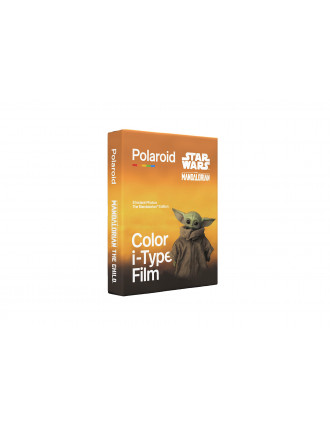 Polaroid Film i-type Color-Mandalorian Edition Star Wars